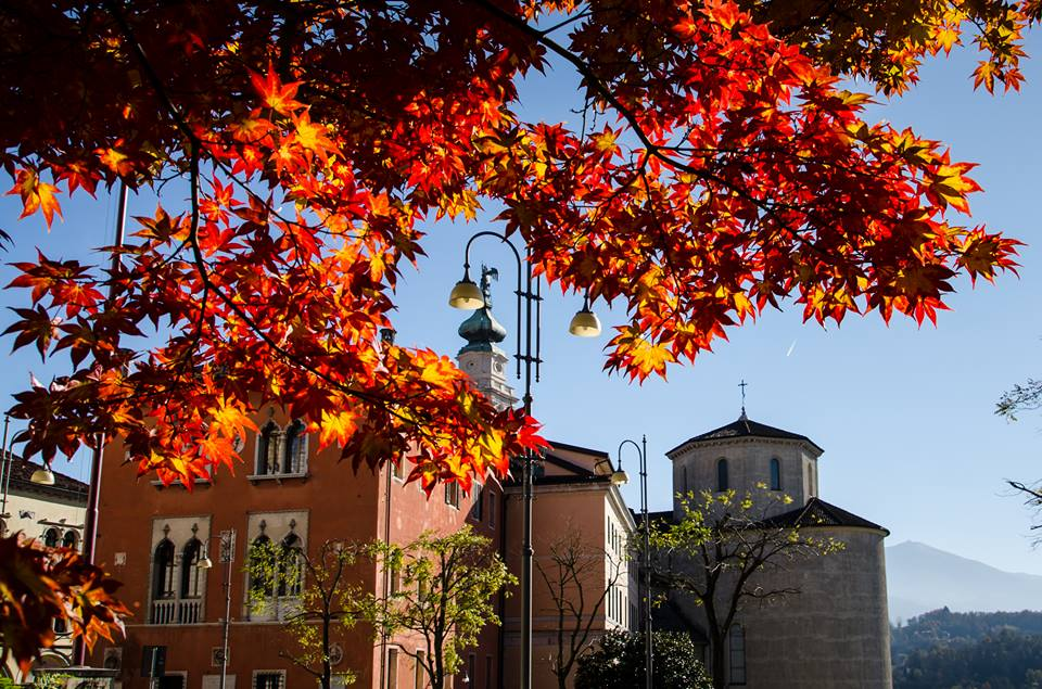 belluno in autunno