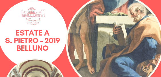 Estate a San Pietro 2019 - Belluno